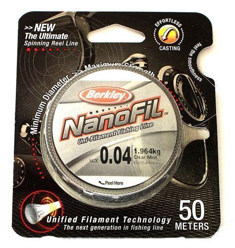 все для рыбалки леска нанофил