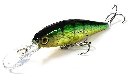Воблер Pointer 78DD Aurora Green Perch 280 от интернет-магазина giz.by