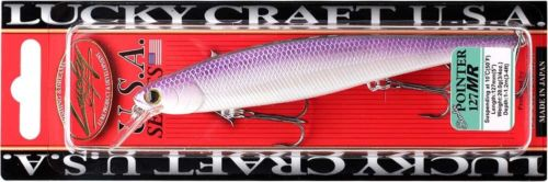 Воблер Lucky Craft Slender Pointer 127MR-294 Lavender Shad от интернет-магазина giz.by