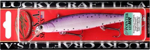 Воблер Lucky Craft Slender Pointer 127MR-296 Purple Rainbow от интернет-магазина giz.by