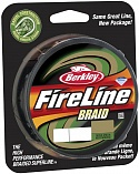 Плетеный шнур Fire Line Braid Green 110м., 0.20 мм.