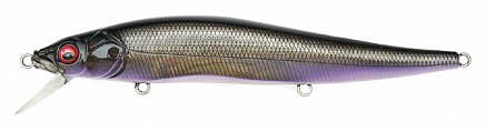 Megabass Vision One-Ten Hi-Float (GG Deadly Black Shad HF) от интернет-магазина giz.by
