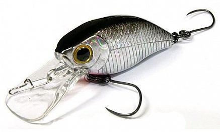 Воблер Flat Cra-Pea MR 0596 Bait Fish Silver 261 от интернет-магазина giz.by