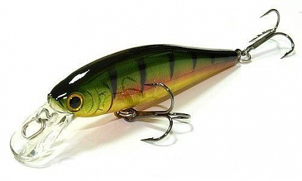 Воблер Pointer 65 Aurora Gold Northern Perch 884 от интернет-магазина giz.by