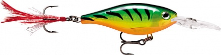 Воблер Rapala X-Rap Shad XRS08 FT от интернет-магазина giz.by