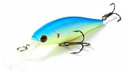 Воблер Pointer 78DD Chartreuse Light Blue 287